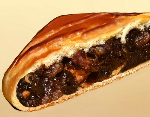 пирог с черносливом свежим рецепт с фото