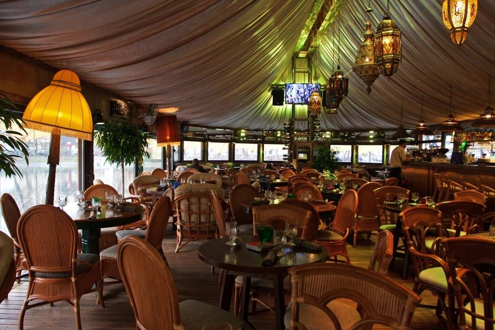 Ресторан шат